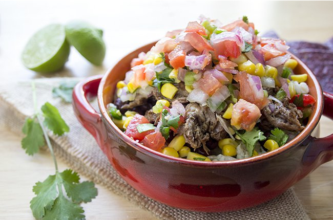 copycat chipotle barbacoa bowl