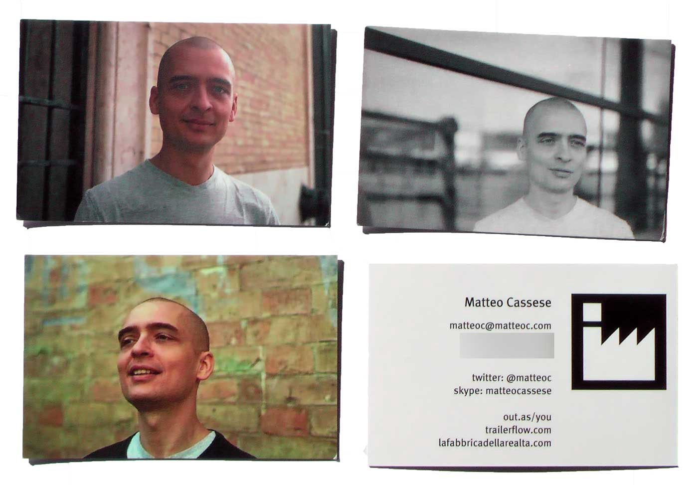 An unexpected social trick I learned running out of business cards at the worst time
