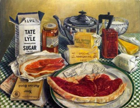 Mock Goose And Other Dishes Of The War-Rations Diet