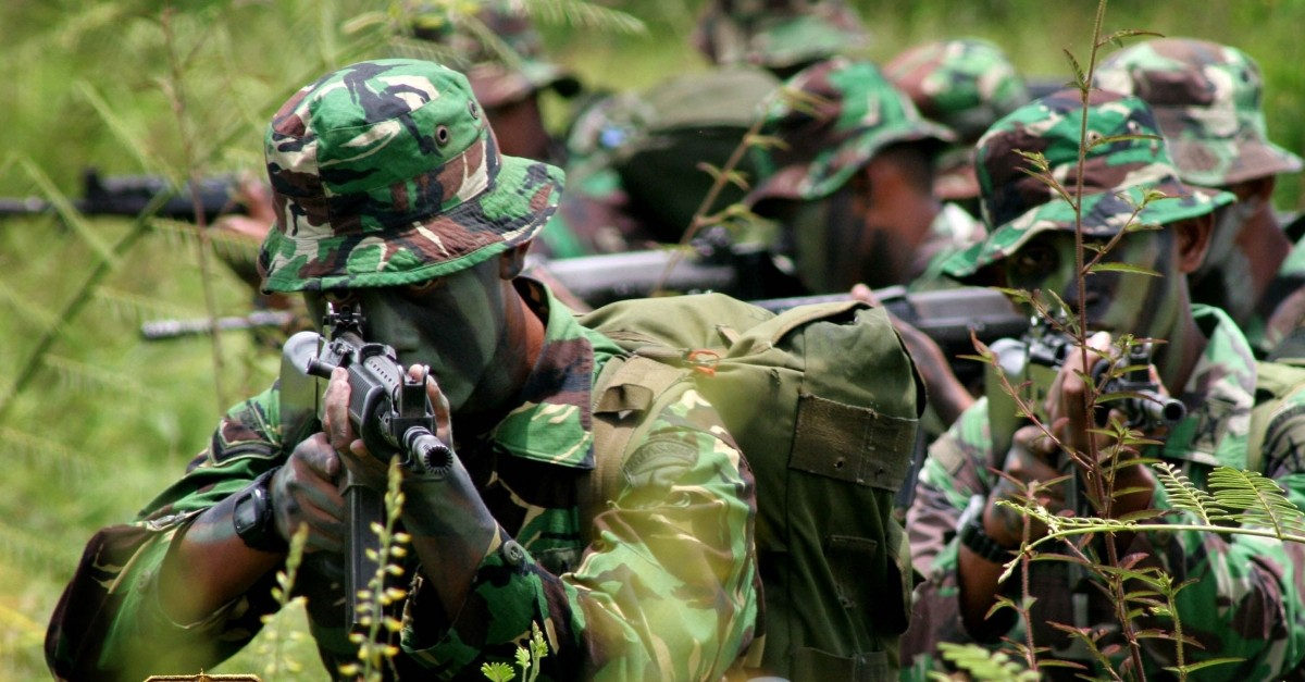 Pictures of the day: 5 October 2012   Armed forces ...  Indonesian Military Strength