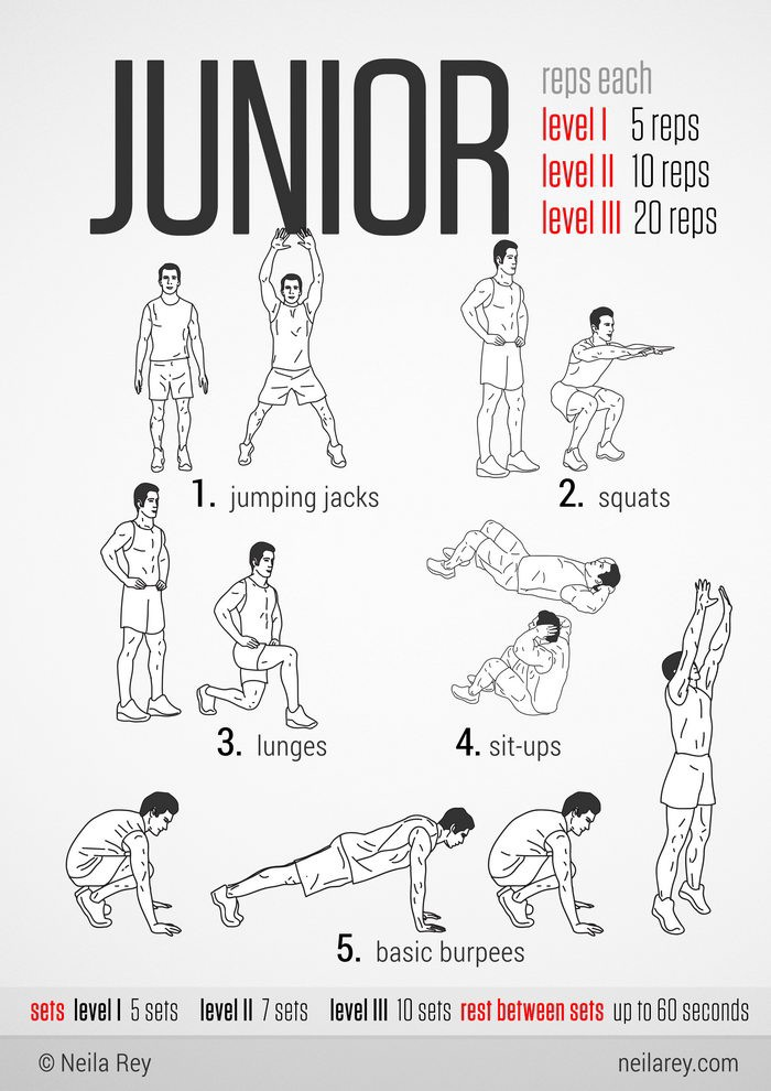 100-no-equipment-workouts-infographics-workout-body-gym-23