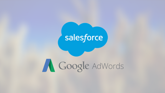 Salesforce and Google Adwords