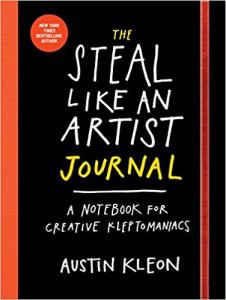 Book Cover: Steal Like an Artist: 10 Things Nobody Told You About Being Creative