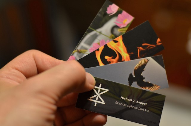 Business Networking Cards