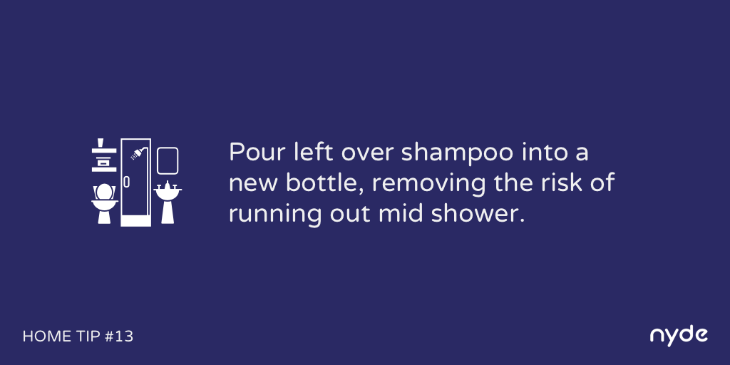 Home Tip #13