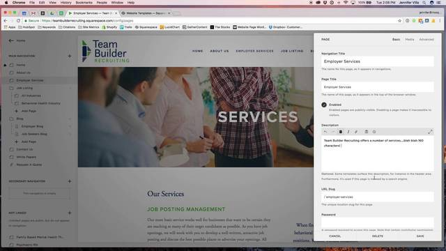 Squarespace Seo: Best Squarespace Templates For Search Engine