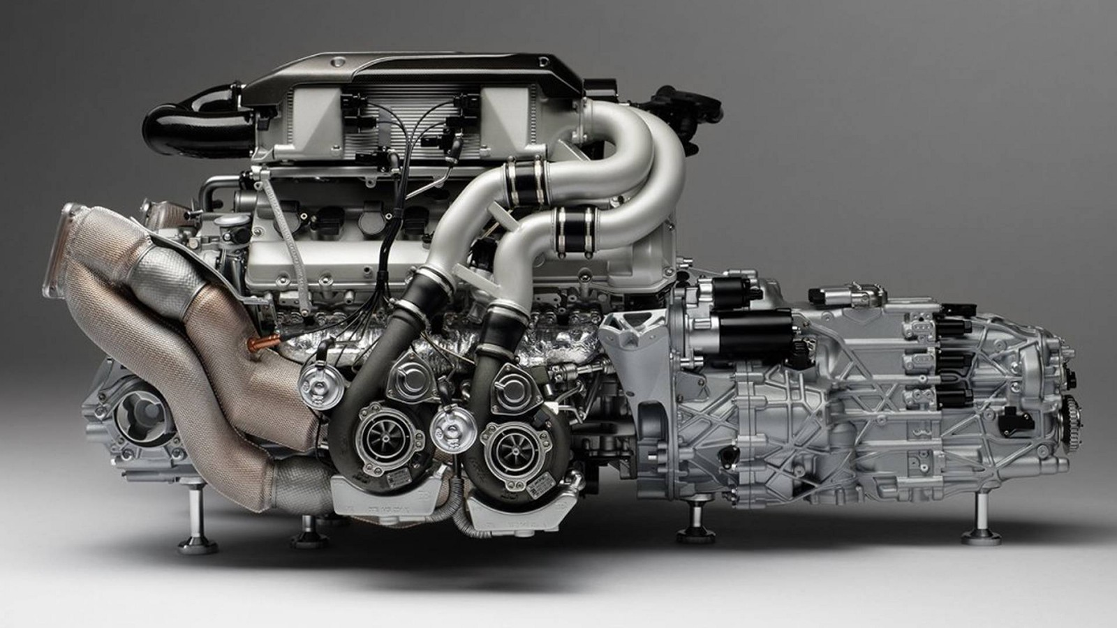 Bugatti CEO states that the W16 engine is nearing the end ...
