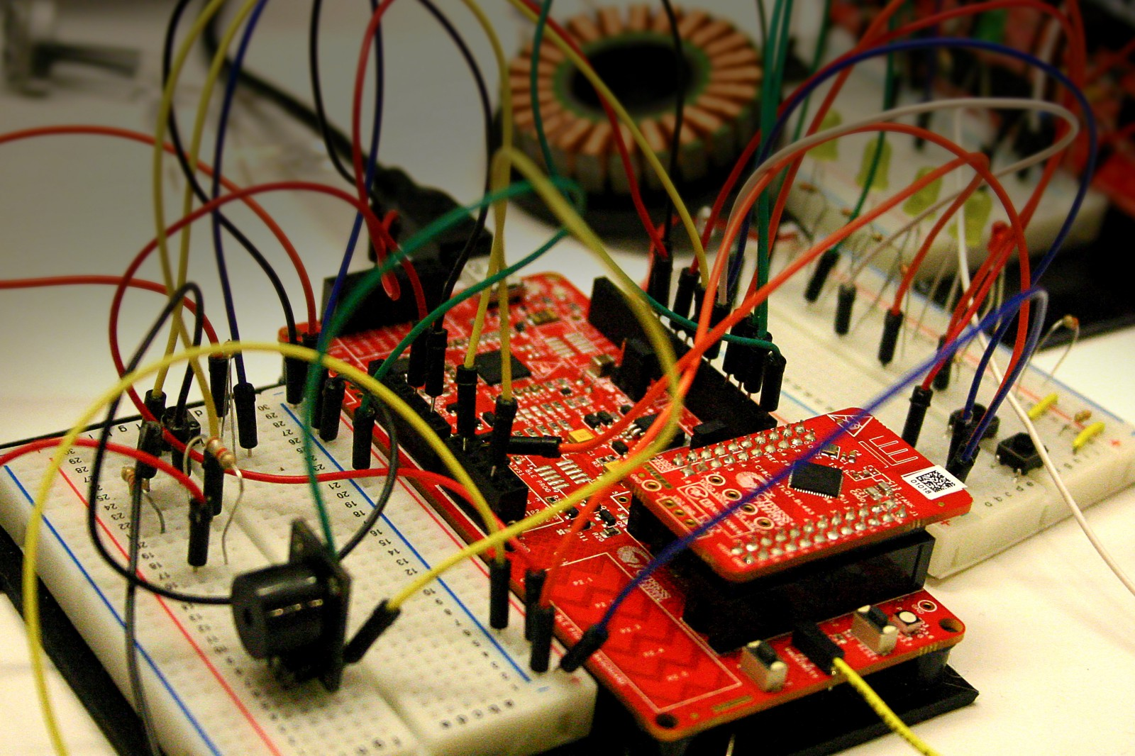 Internet of Things: Cypress Bluetooth development board