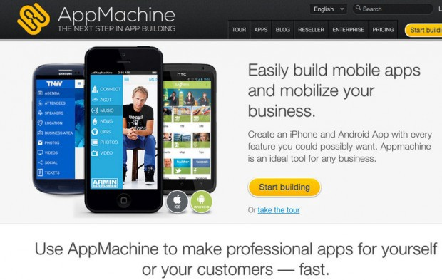 20 best app builders for creating mobile apps wikiblinks medium appmachine is a cost effective way to build a professional full featured app either by yourself or with the help of designers with appmachine you can solutioingenieria Choice Image