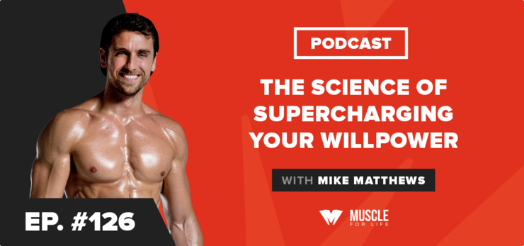 Podcast supercharging your willpower blogpost 1600x750