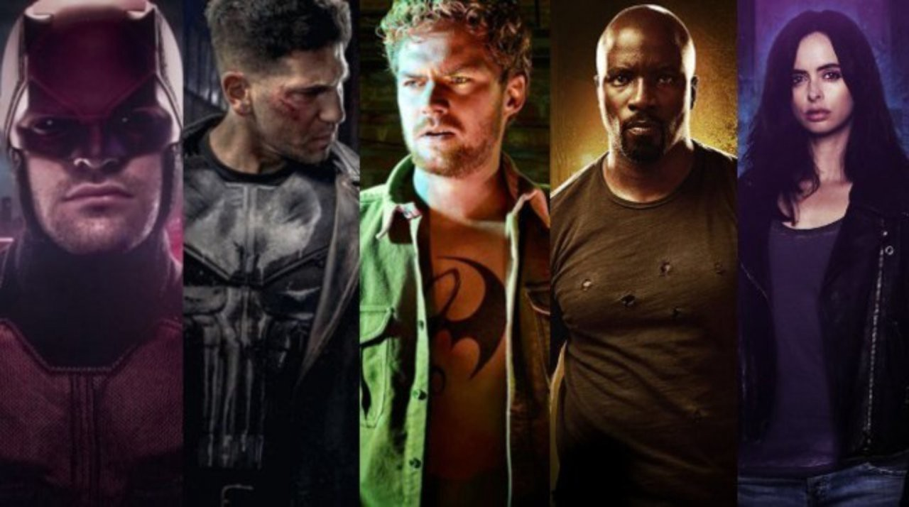 Image result for marvel netflix shows