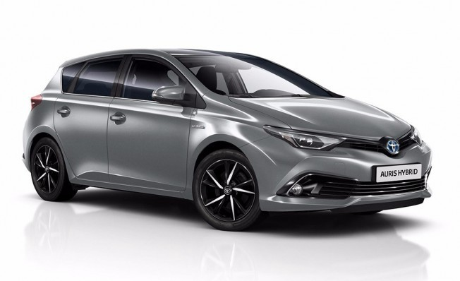 the 2018 range of the toyota auris hybrid arrives it is already on sale in spain. Black Bedroom Furniture Sets. Home Design Ideas