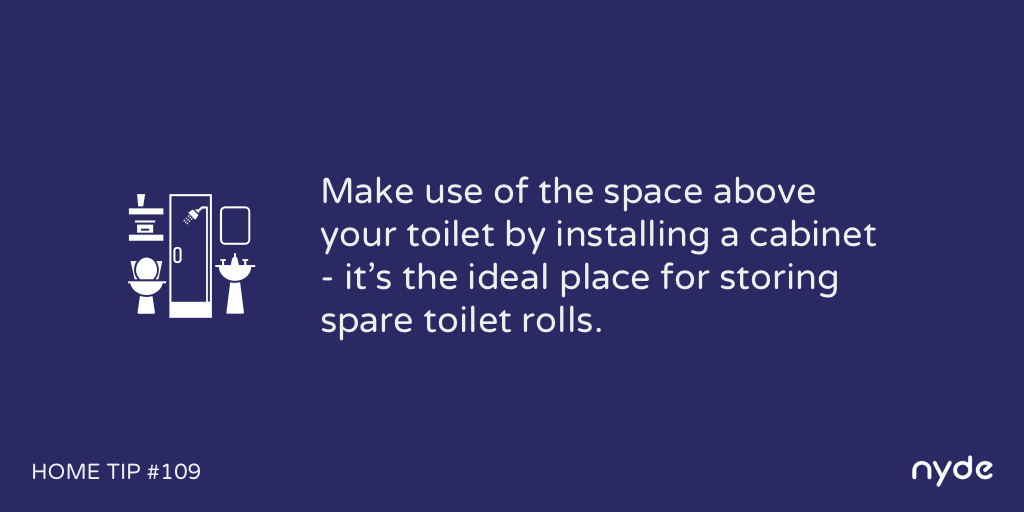 Home Tip #109