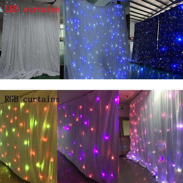 1933ccfb310 LED star curtains light your beautiful life – RK EVENTS – Medium