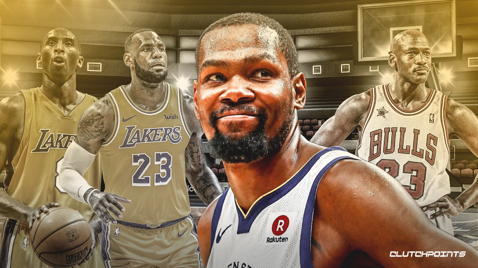 7c92d081efe The Case for Kevin Durant to Lakers! – LakerTom – Medium
