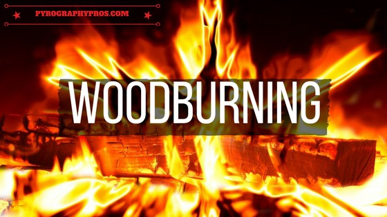 What is wood burning?