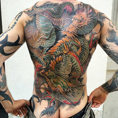 20 mystical dragon tattoos and their meanings ink done right medium