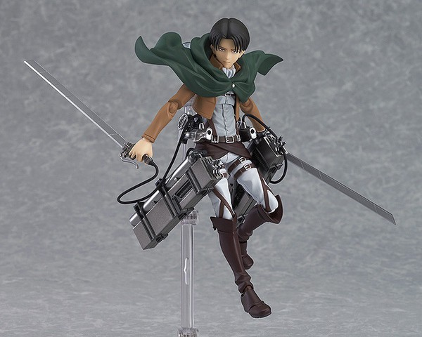 figma #213 Levi Ackerman by Max Factory