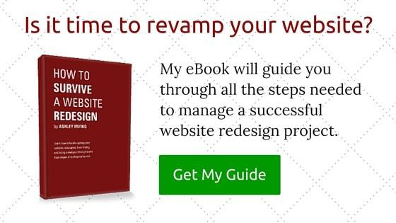 website redesign free guide