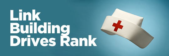 link building to rank for nursing jobs