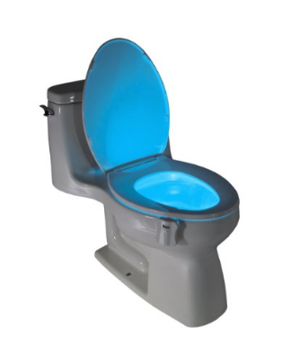 Motion Activated Toilet Nightlight fathers day unique gift