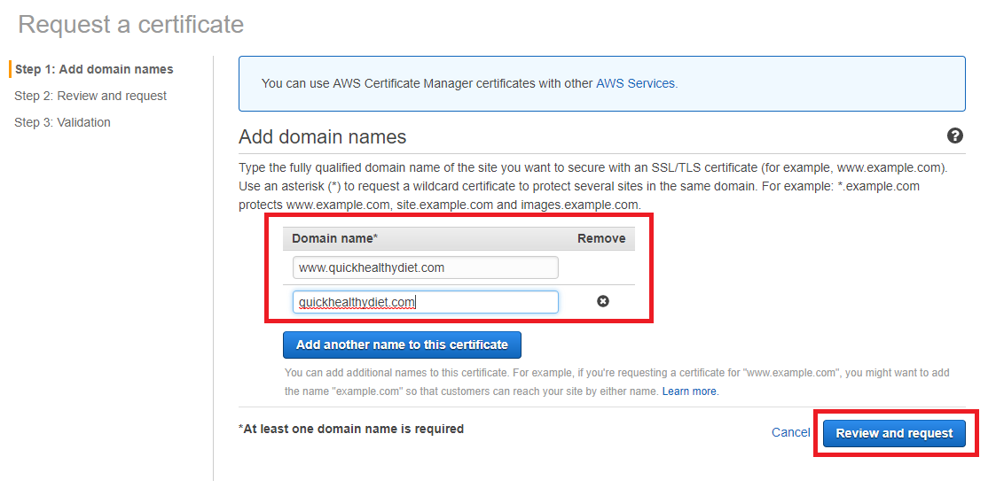 Tutorial How To Add Ssl Certificates To Elastic Beanstalk And