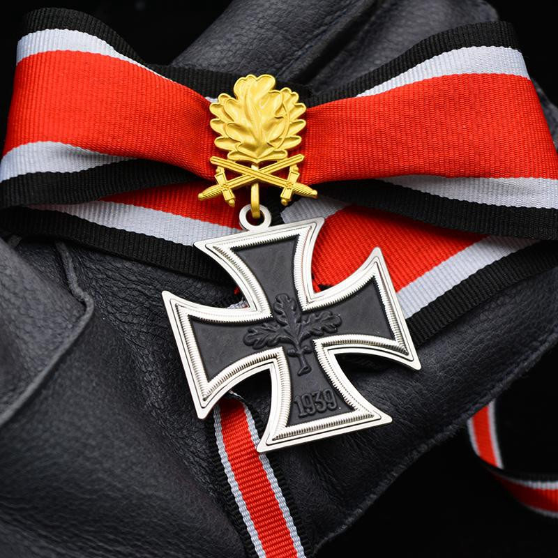 Why Is The Iron Cross A Popular Decoration On Biker Wallets