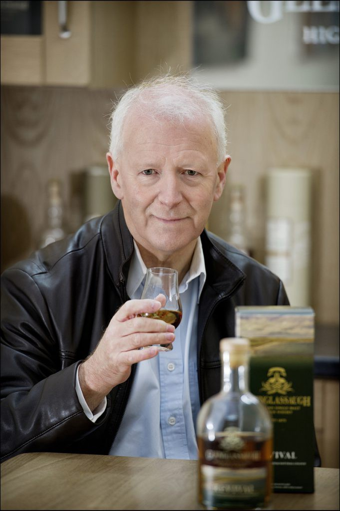 Billy Walker, former BenRiach Distillery Company managing director and the leader of The Glenallachie Consortium. Photo courtesy BenRiach.