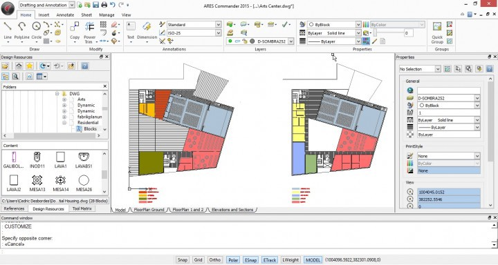 free cad software dwg compatible
