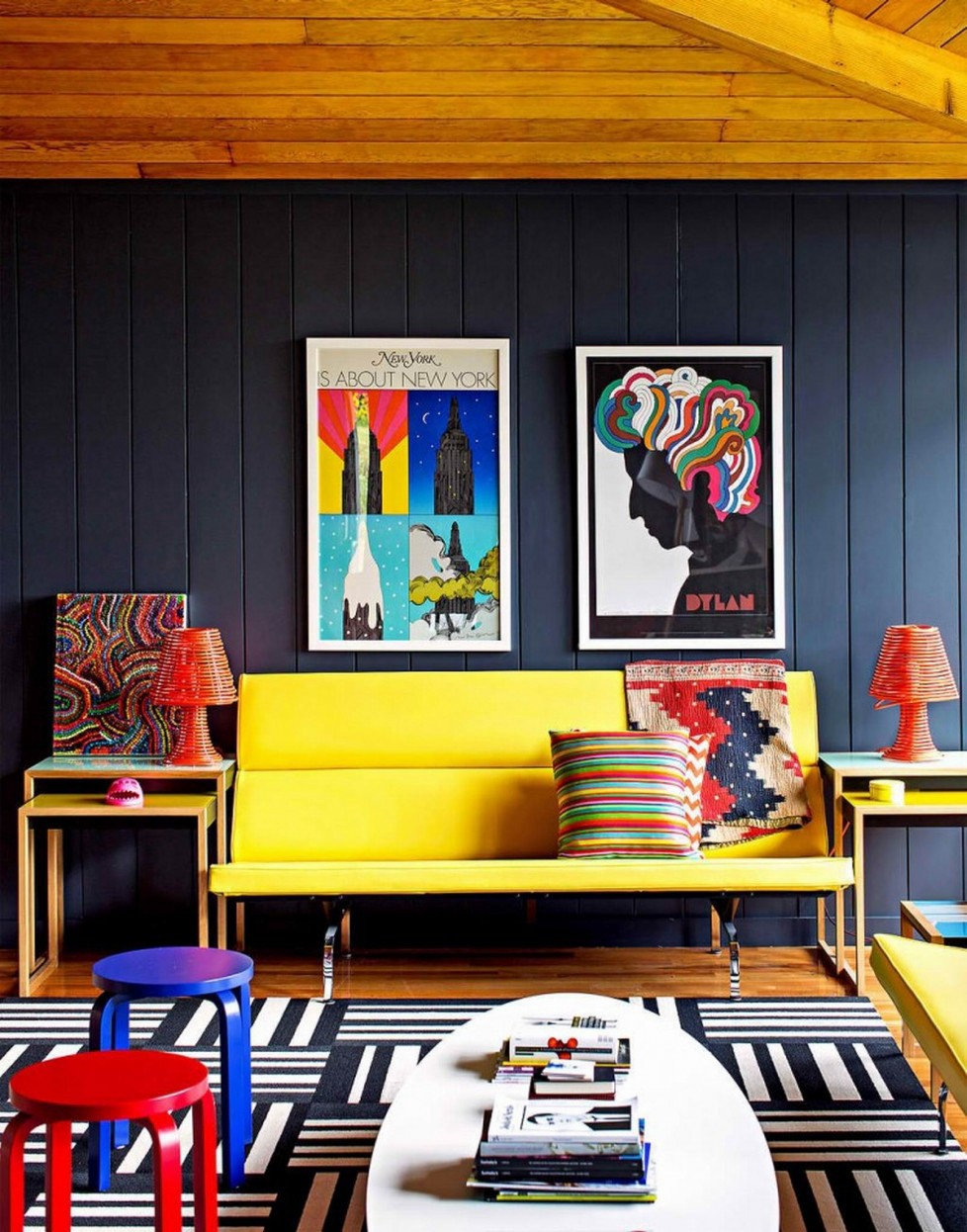 Hotel Interior Design Pschology of Color | Fohlio | Playful