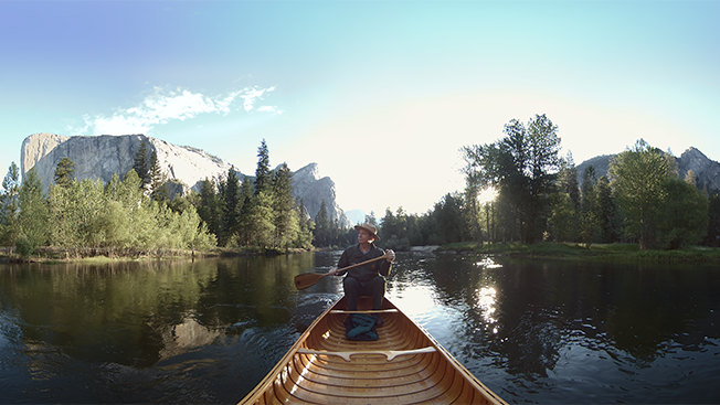 The National Parks just created a virtual reality experience starring President Obama:
