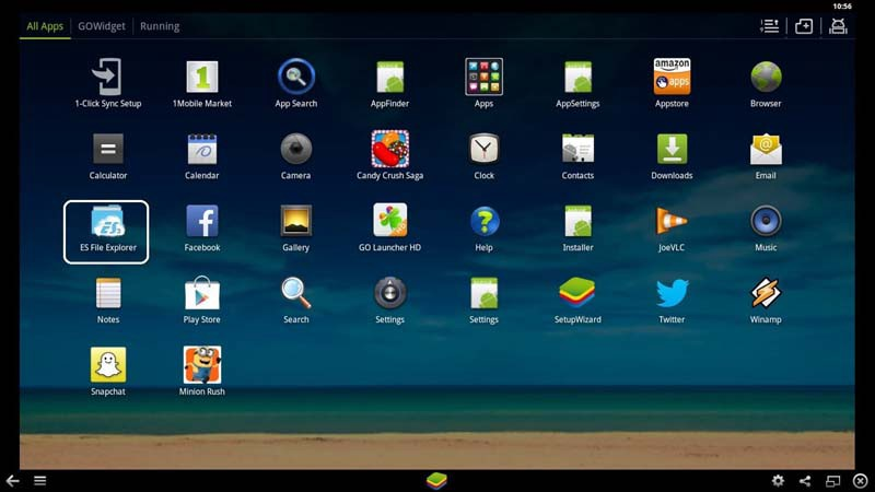 BlueStacks - Download 13 Best Android Emulators For Gamers And Developers Windows 7, 8 And 10