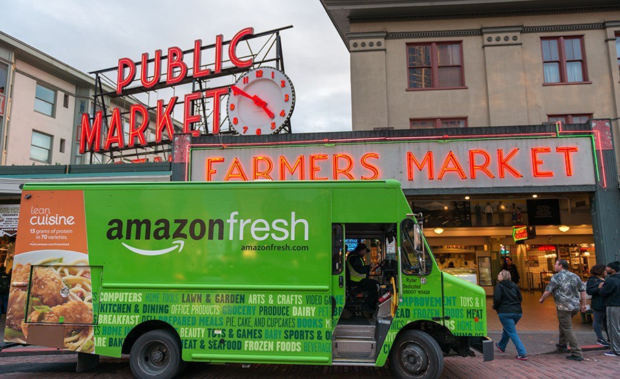 Amazon sets eCommerce trends across the board