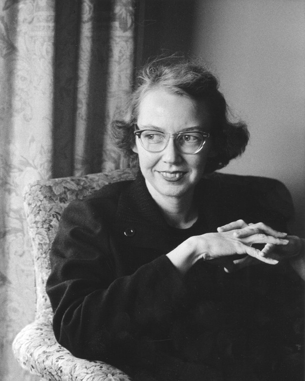 flannery oconnor The paperback of the the complete stories by flannery o'connor at barnes & noble free shipping on $25 or more.