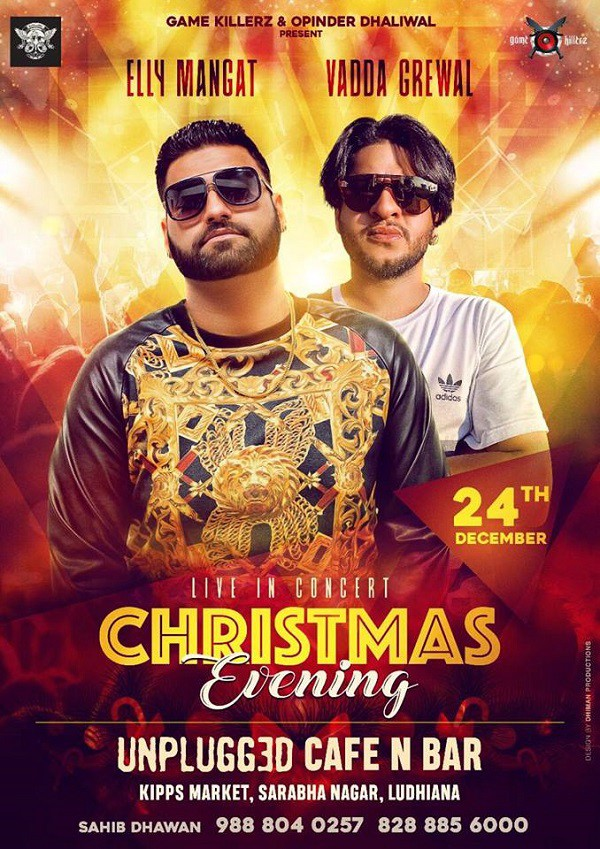 Christmas Parties in Ludhiana