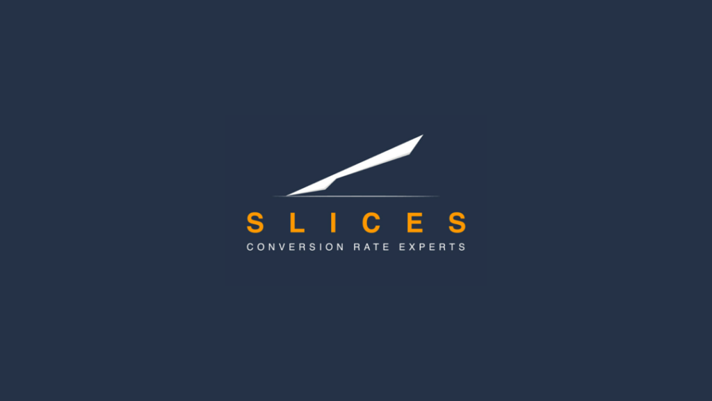 Slices third logo. This one was done by a freelancer.