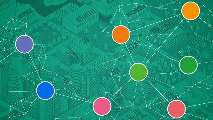 iot internet of things city