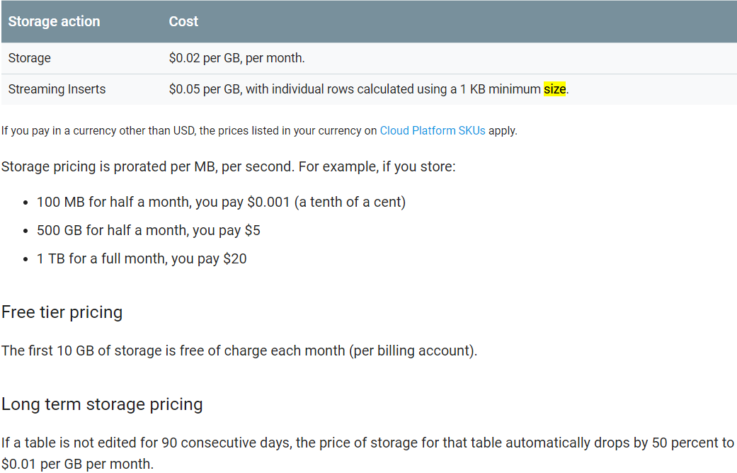 Strategies to Lower Your Google Bigquery Costs – Dan