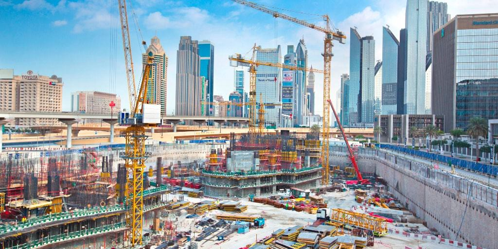 Virtual and augmented reality has entered the #construction industry.  #technology