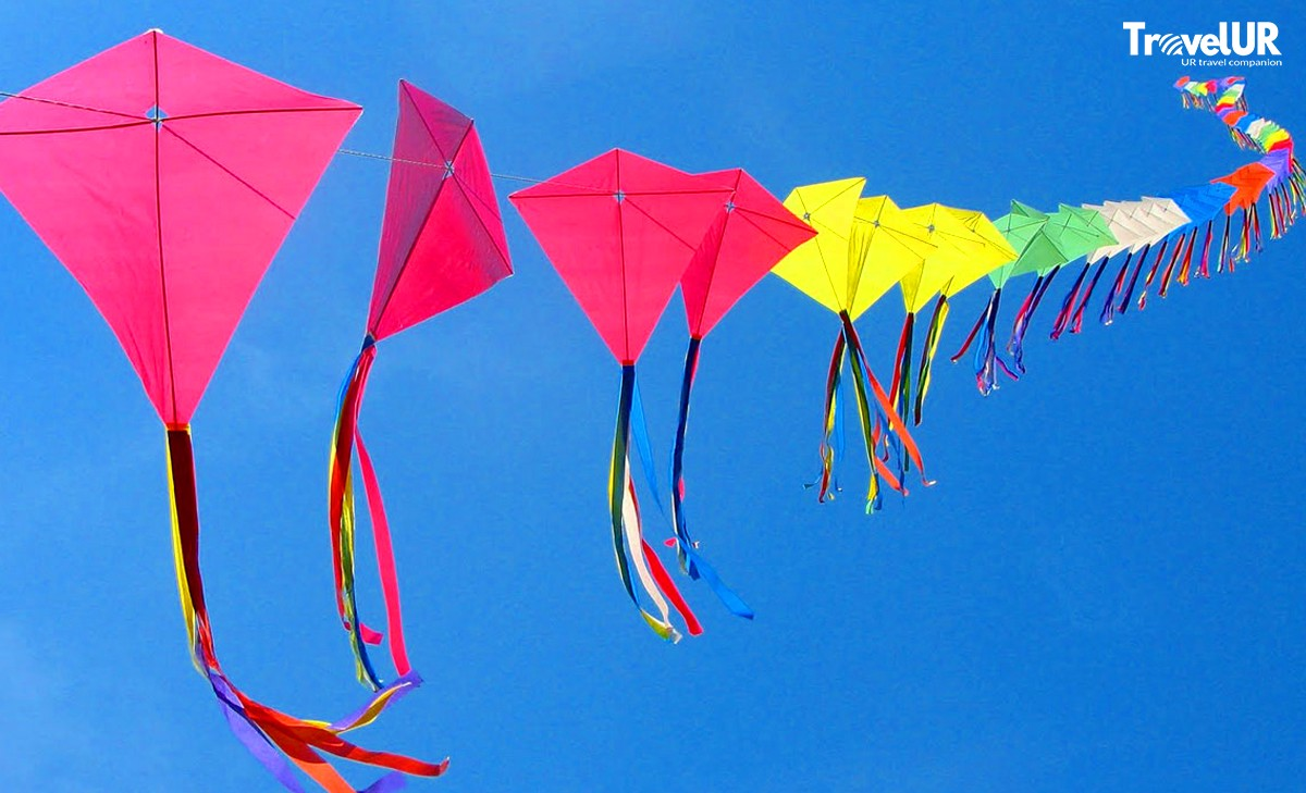 Pictures Of Decorated Kites