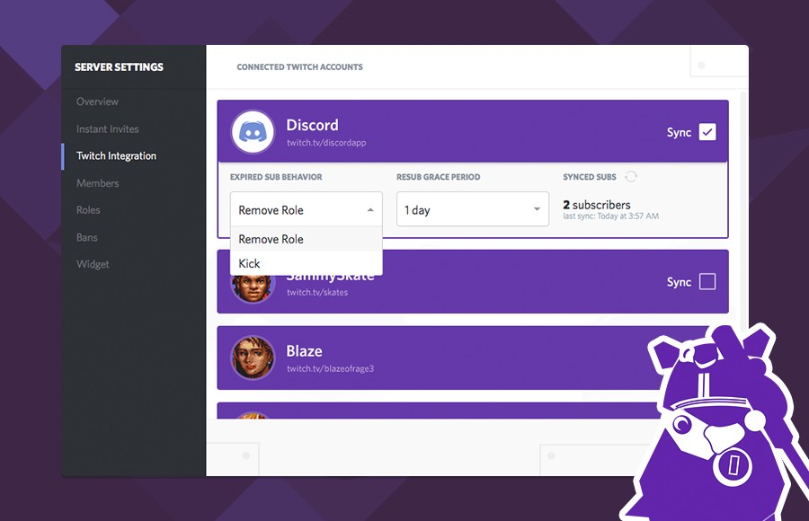 Upcoming Discord Feature: Twitch Sub Integration \u2013 Discord Blog