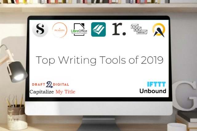 Top Ten Writing Tools of 2019