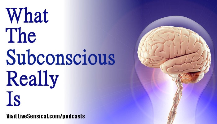 What the Subconscious Really Is Magic of Believing