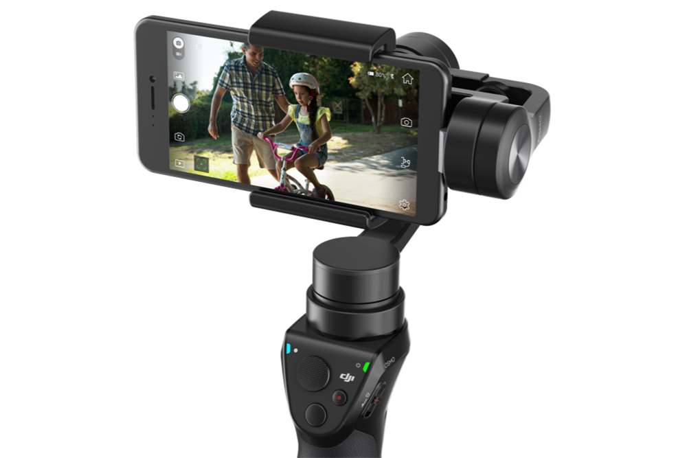 OSMO Mobile with Mobile Device (2)
