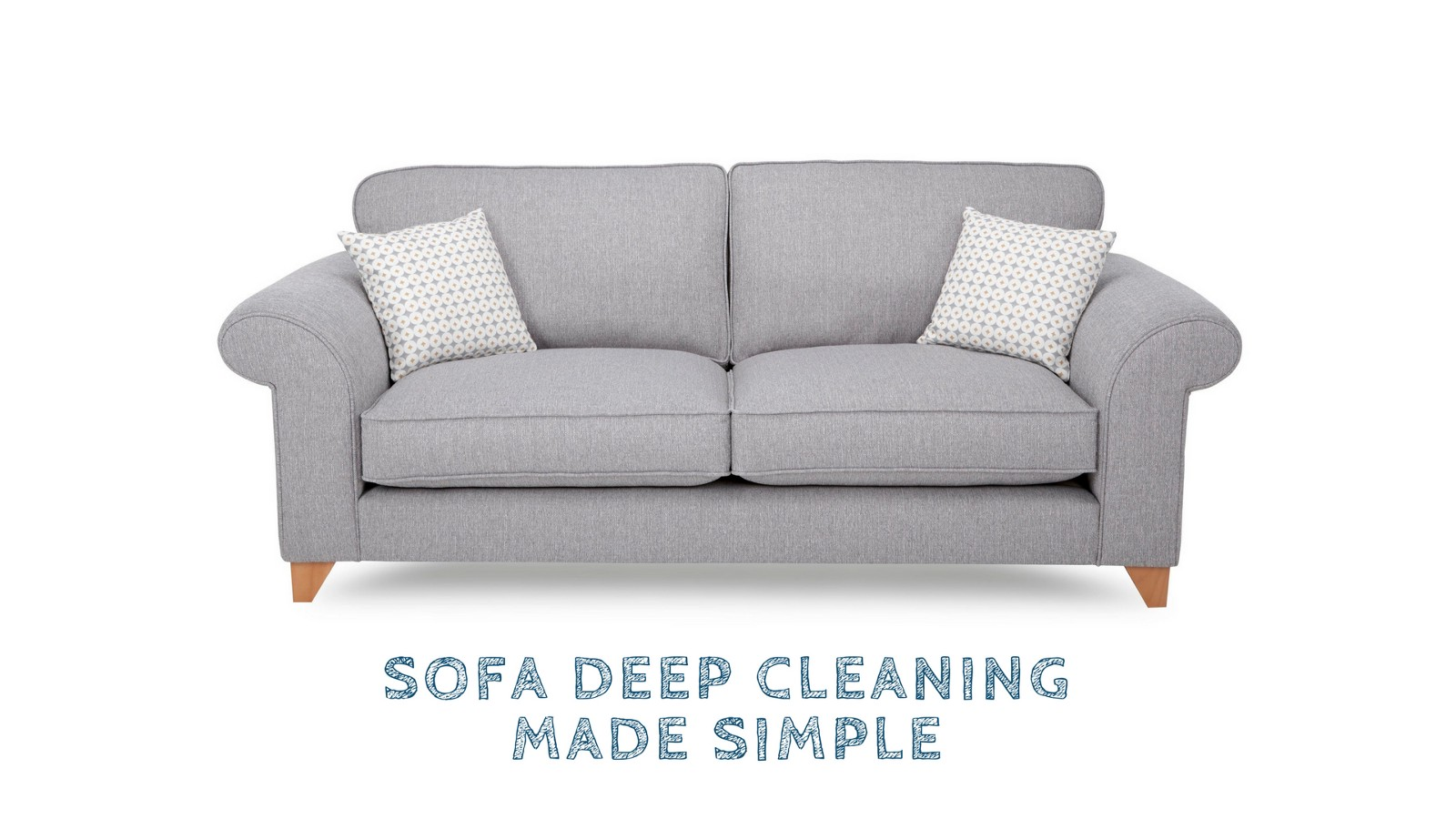 Here Are The 4 Ways To Easily Clean Your Sofa!
