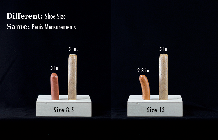 What is the size of a large penis