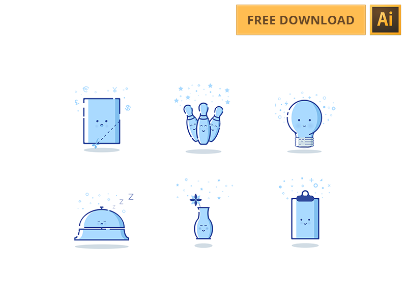 Smiley icon collection by Jaspero Co.