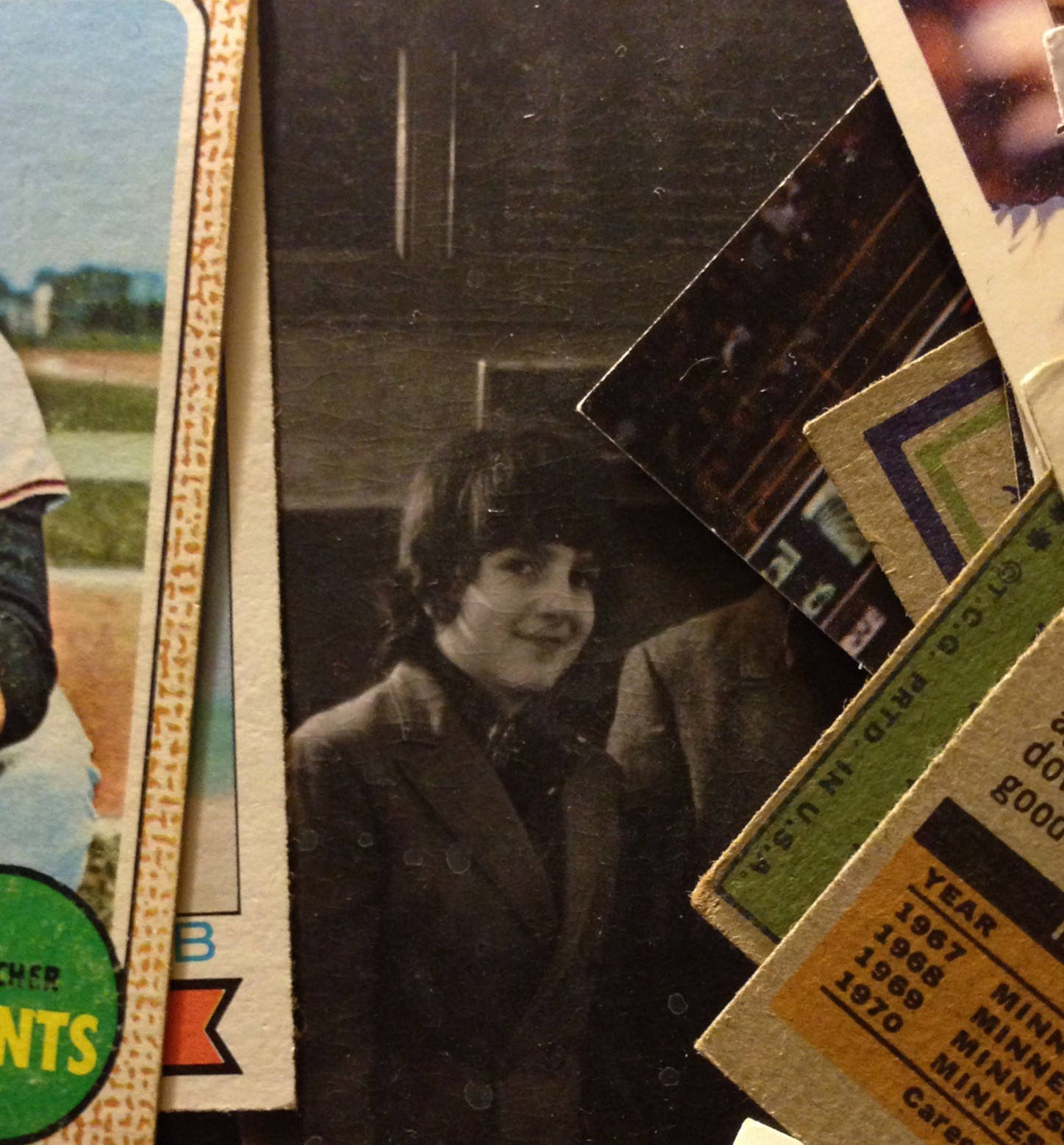 What Did I Learn From Baseball Cards This Happened To Me Medium