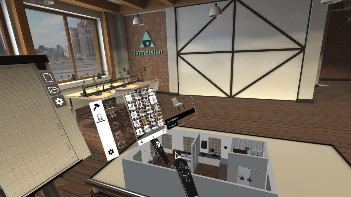 Designing spaces in virtual reality alice bonasio medium for Home design virtual reality