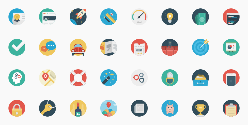 e learning and education icons the iconfinder blog